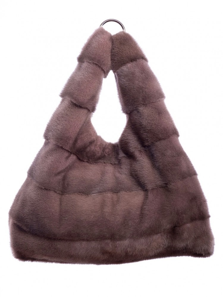 Mink Bag - 100% Genuine Fur